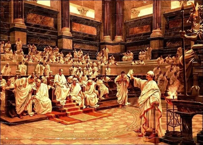 Mos Maiorum code of Ancient Rome