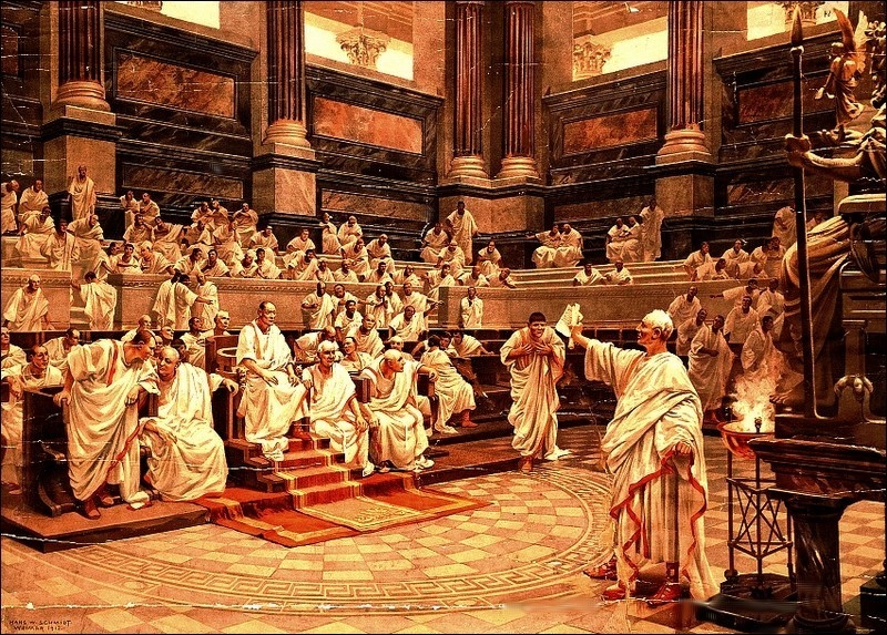 The Mos Maiorum: Moral Code Of Ancient Rome