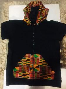 Afrikaiswoke.com African Print Themed Jacket