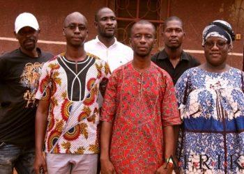 Alliance des Jeunes leaders de Man à l'Ouest de la Côte d'Ivoire. Photo: Philippe K./AfrikiPresse