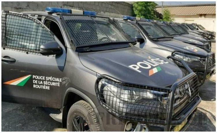 Police spéciale de sécurité routière