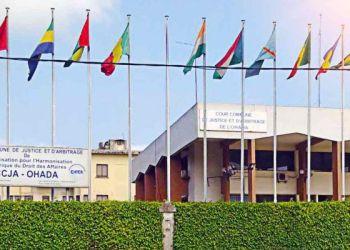 La Cour Commune de Justice et d'Arbitrage de l'OHADA. Photo : DR