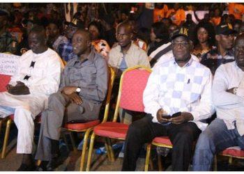 Le ministre Amadou Koné offre un giga concert live aux populations de Bouaké pour le réveillon 2019
