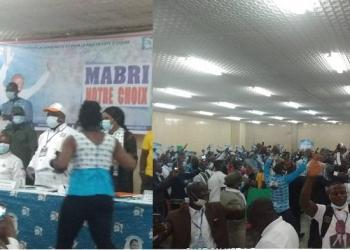 Bureau Politique de l'UDPCI réunit ce dimanche 2 aout 2020 à Abidjan