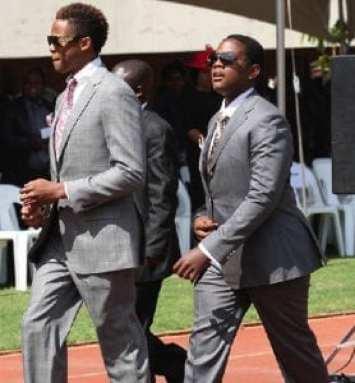 Mugabe-son