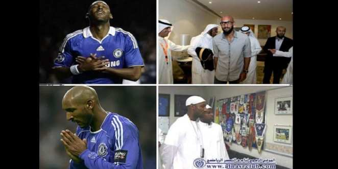 Discover 5 famous footballers who have converted to Islam (photos)