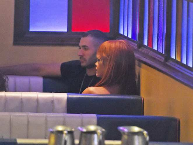 Karim Benzema looks back on his relationship with Rihanna