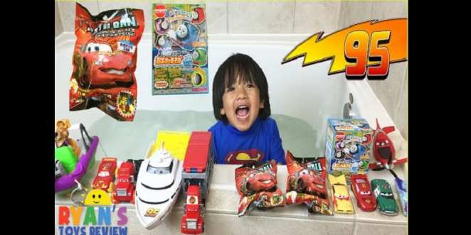 At 6 years old, this animator is one of the youngest multimillionaires in the world (video)