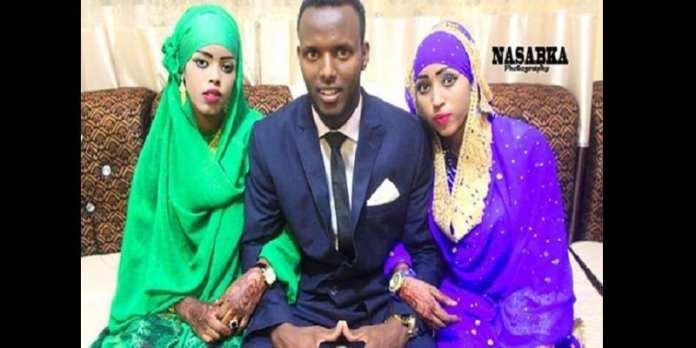 Somali: un homme épouse ses deux femmes le même jour (vidéo)