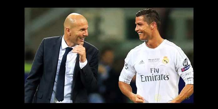 Cristiano Ronaldo de retour au Real Madrid ? Zinedine Zidane répond !