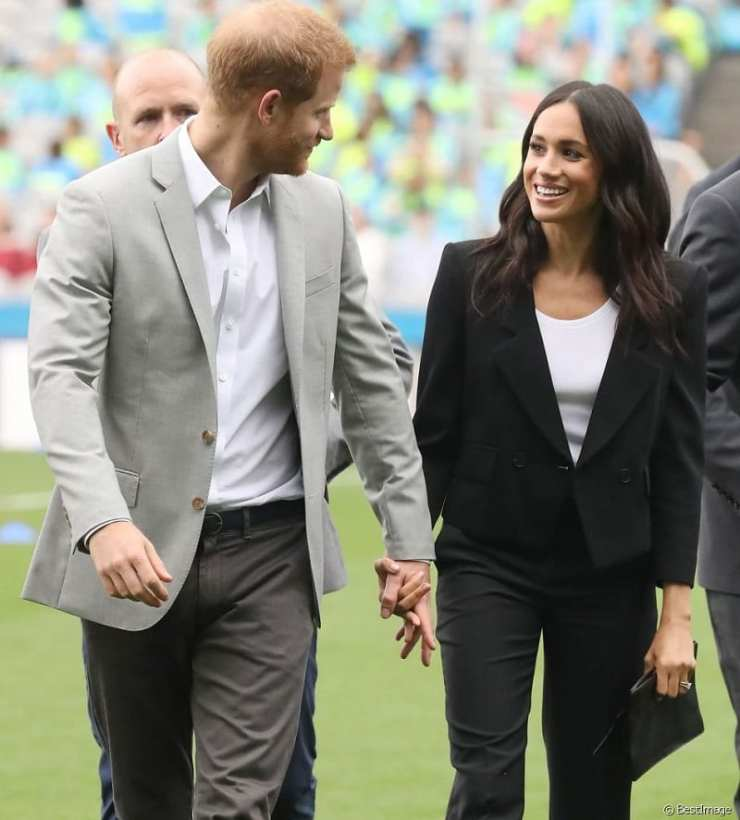 People: Le Prince Harry interdit à Meghan de porter ce genre de tenue… (Photo)