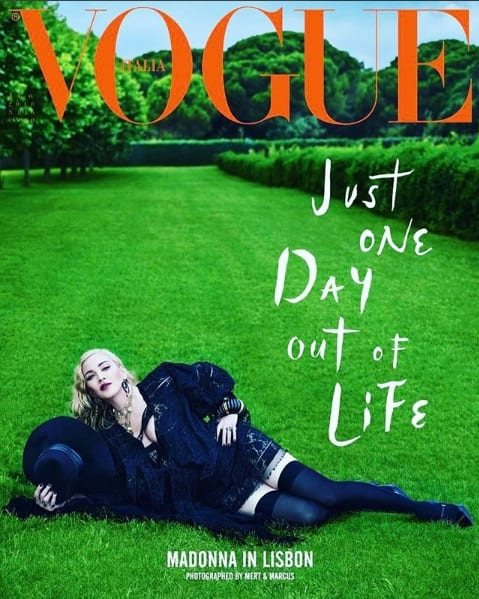 People: Madonna reveals why she left America