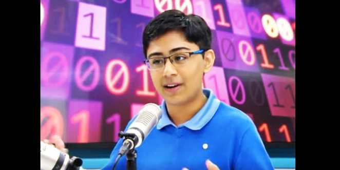 Aged 14, he earns $ 1.25 million in salary at Google