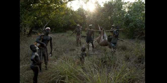 Jarawa: the isolated Asian tribe of the modern world since 55,000 years (photos)