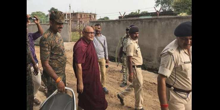 Inde: Un moine bouddhiste arrêté pour agression sexuelle sur 15 garçons (photos)