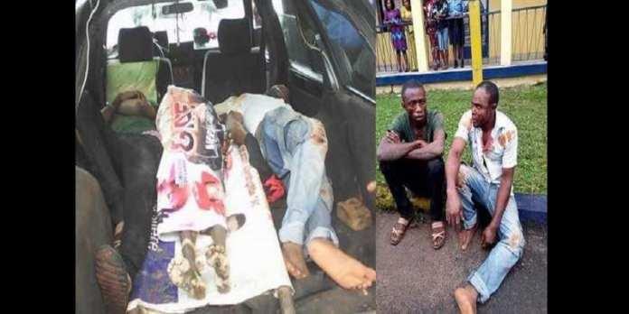 Nigeria: Ils volent un cadavre et posent une condition pour le restituer (photo)