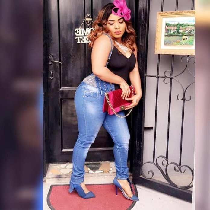 L'actrice nigériane, Halima Abubakar, 33 ans révèle être vierge