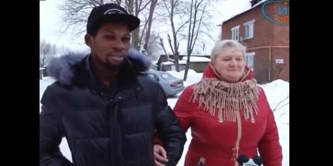 Russia: Nigerian, 31, married to 50-year-old Russian dies of heart attack (photos)