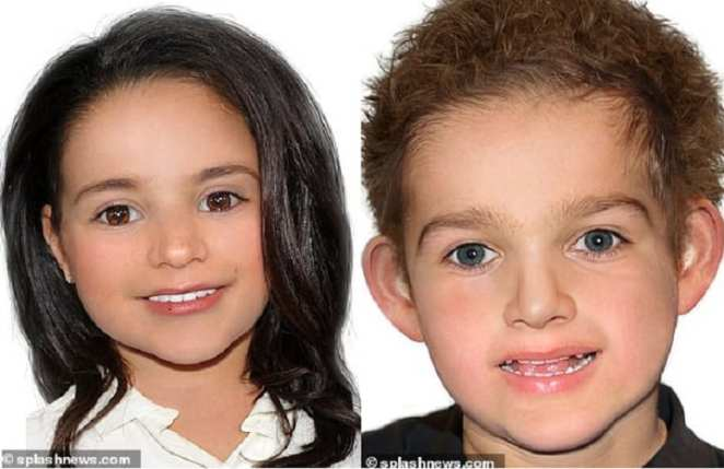 Forensic artist predicts what Meghan and Harry's baby will look like: PHOTO