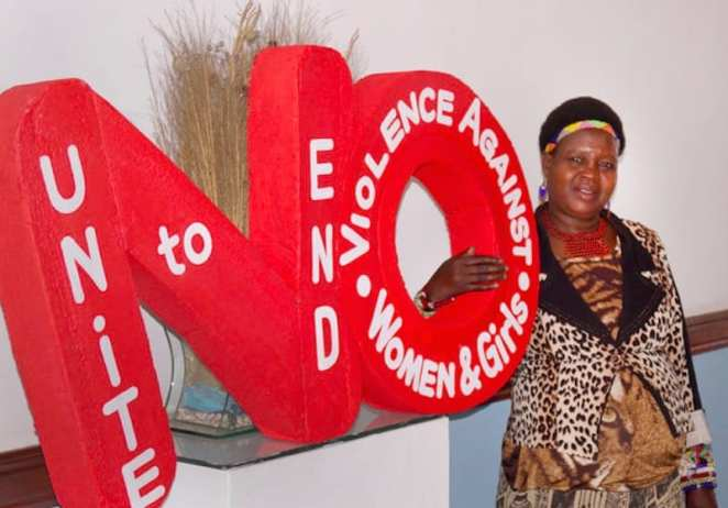 Malawi: A woman prevents 850 early marriages and returns girls to school