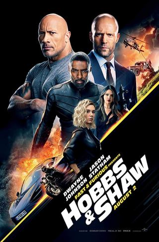 Fast and Furious Presents Hobbs and Shaw