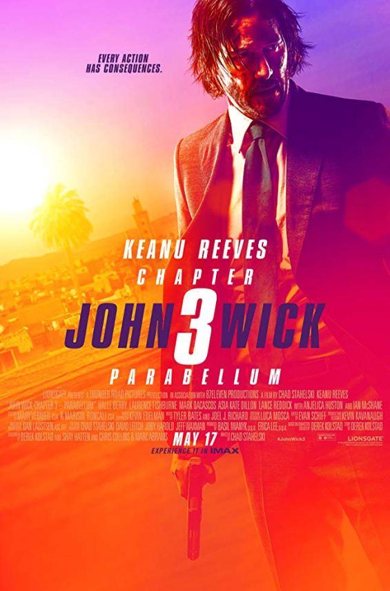 John Wick Chapter 3 Parabellum