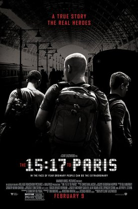 The 15 17 to Paris