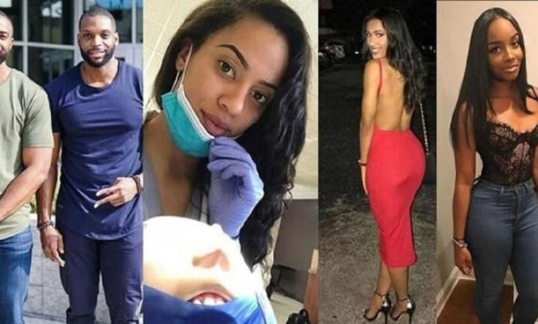 Photo of World's sexiest black doctors and nurses in photos