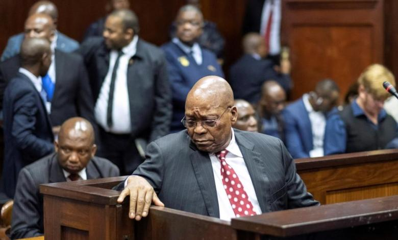 Photo of South Africa: Zuma trial adjourned, the ANC divided
