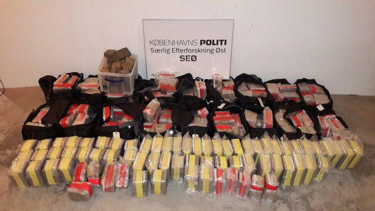 Photo of Danish police discovered half a ton of hash, 7 people arrested