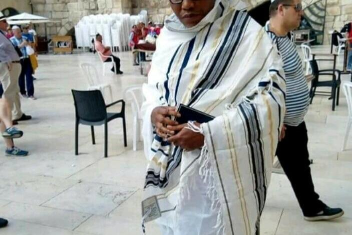 Photo of Is Nnamdi Kanu, IPOB leader in Israel? Israeli government has given details