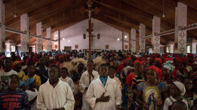 Photo of The anger of the Catholic Church in the Central African Republic
