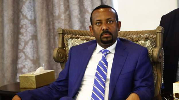 Photo of Ethiopian Prime Minister Abiy Ahmed wins Nobel Peace Prize