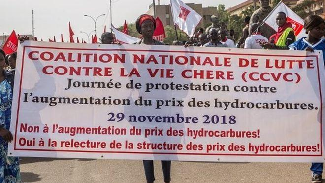 Photo of No agreement on lower fuel prices in Burkina