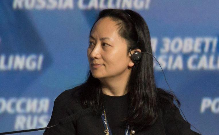 Photo of Huawei top woman demands release due to high blood pressure