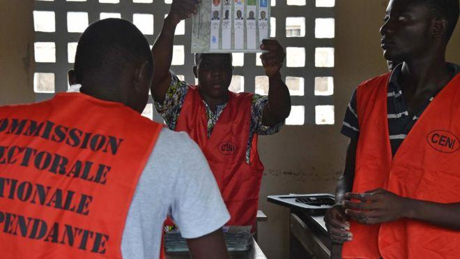 Photo of The ruling party wins the legislative elections in Togo
