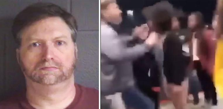 Photo of Viral video of 51-year-old American punches black teen girl in face