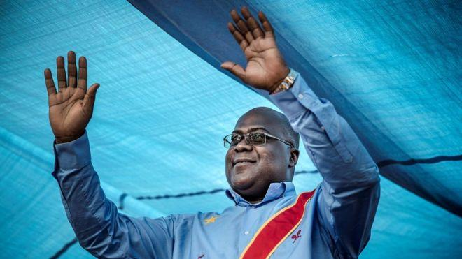 Photo of Felix Tshisekedi declared winner of the presidential election in the DRC