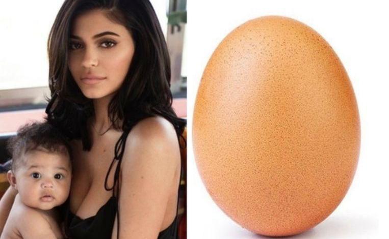 Photo of Photo of egg breaks Instagram record, beating Kylie Jenner's snapshot