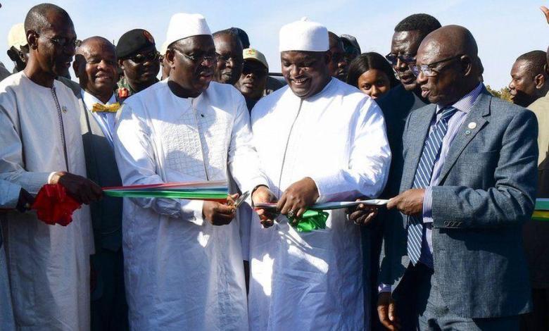 Photo of The Senegambia economic recovery bridge opened