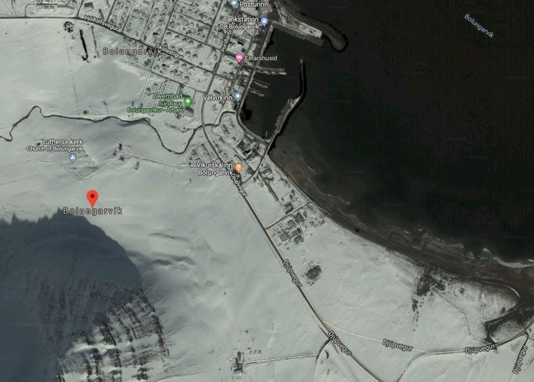 Icelandic mayors angry with Google Maps: snow everywhere