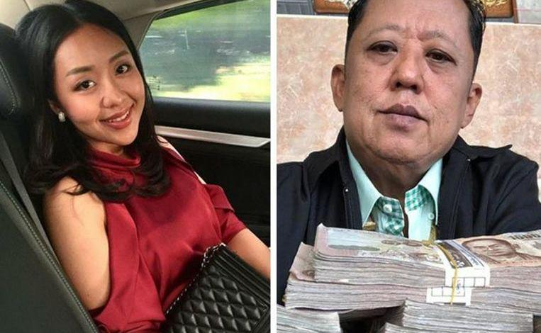 Photo of Millionaire/stinkfruit grower offers money to who will marry his daughter