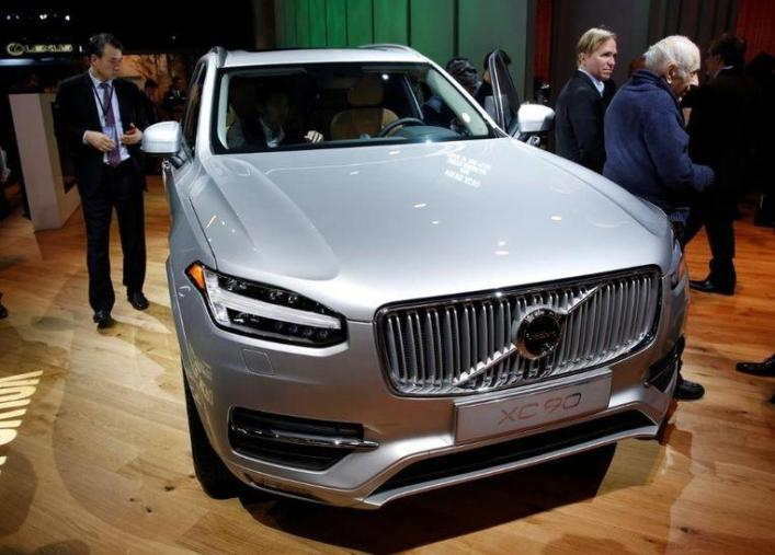 New Volvo cars will automatically slow down or stop if the driver is drunk
