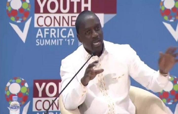 Is Africa better than America? Akon has the answer