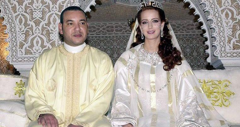 Photo of King of Morocco responds first time to 'missing' princess Lalla Salma