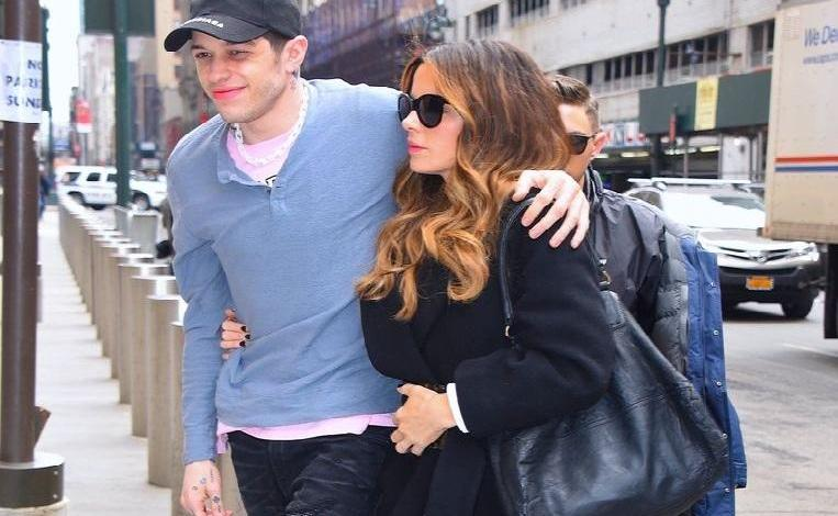"""Photo of """"Pete Davidson and Kate Beckinsale are already separated"""""""