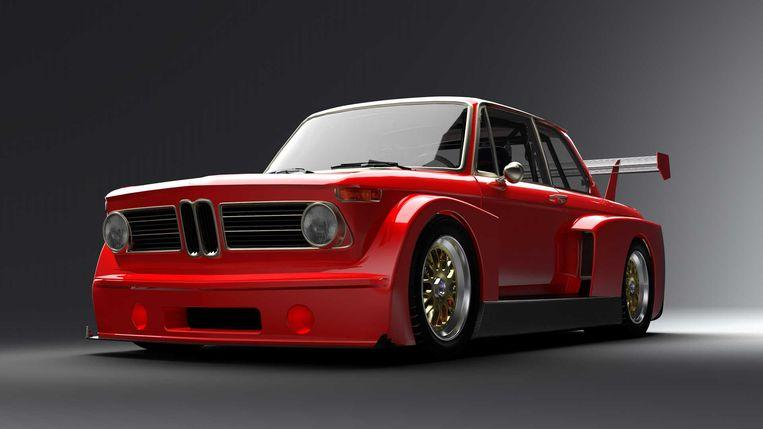 Photo of This old BMW is faster and more expensive than new Ferrari