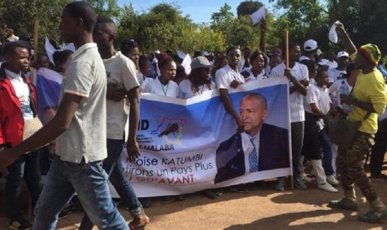 Photo of Congolese opponent in exile, Moise Katumbi, back in DR Congo
