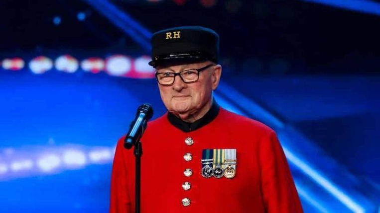 "Photo of Singing war veteran of 89 wins 'Britains Got Talent': ""I can die happily now"""