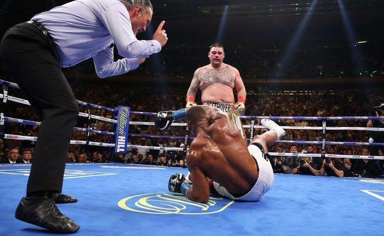 Photo of Not unbeatable: Anthony Joshua suffers first defeat in career